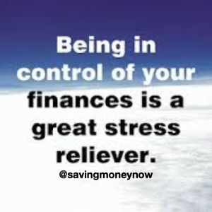 Control your finances